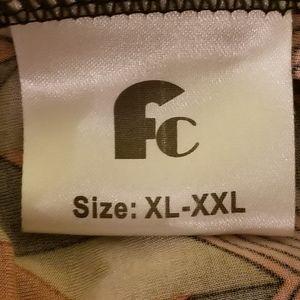 Fc Dresses - Sleeveless Maxi Dress